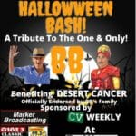 Halloween Bash! A Tribute to The One & Only BB at The Westin Mission Hills in Rancho Mirage