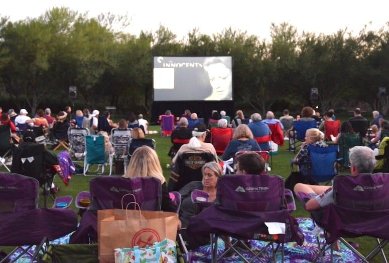 sunnylands outdoor movies