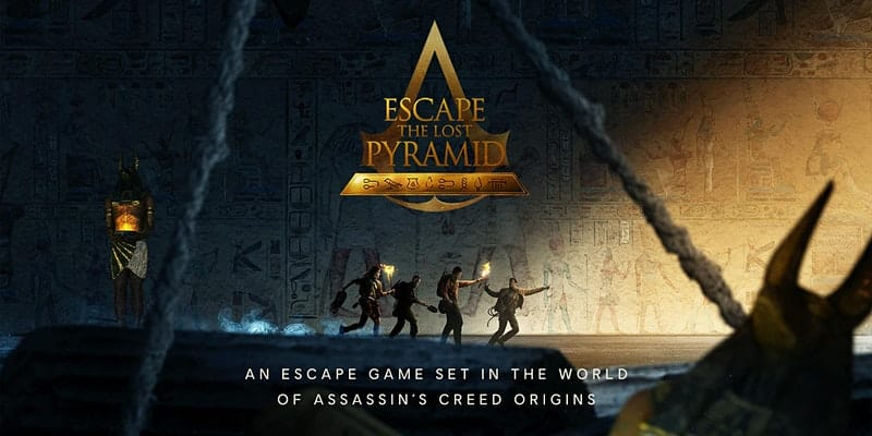 Escape the Lost Pyramid at the Museum of Ancient Wonders