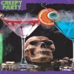 Jazzville Creepy Cocktail Party