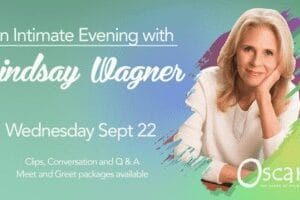 An Intimate Evening with Lindsay Wagner