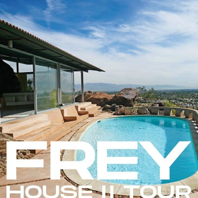 Frey II Home Tours + Palm Springs Art Museum Day Pass