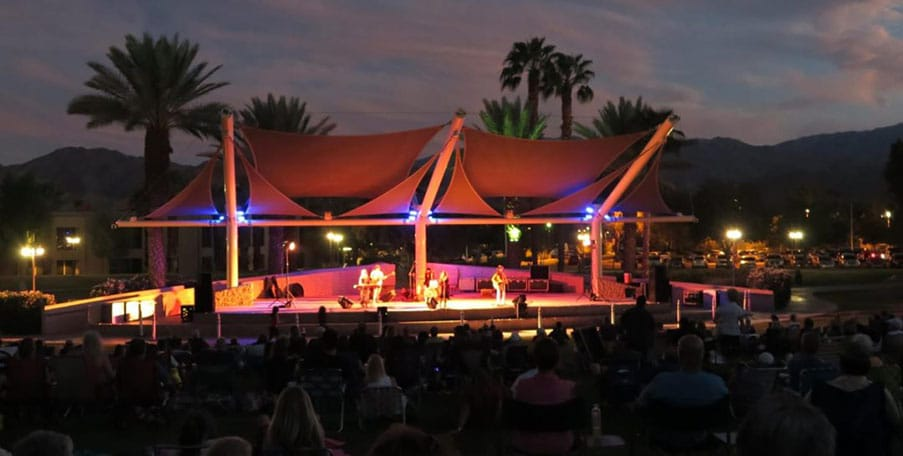 Palm Desert's Free Concerts in The Park
