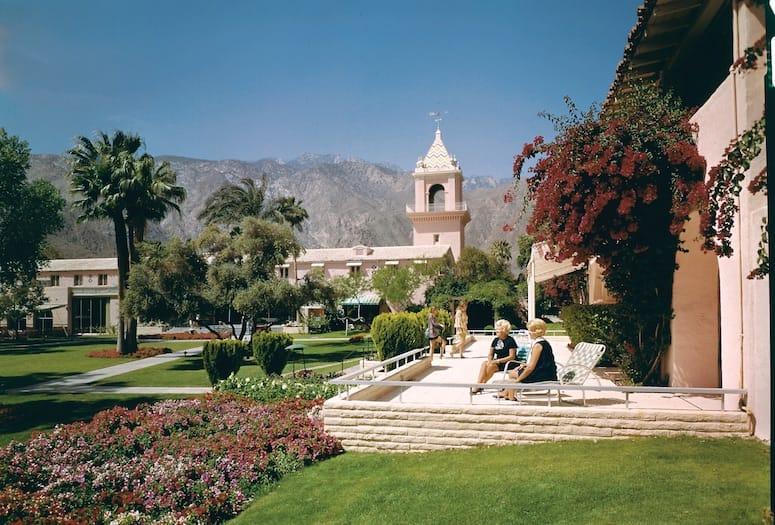 el mirador palm springs california