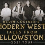 Kevin Costner & Modern West featured at Agua Caliente Casino Resort Spa in Rancho Mirage