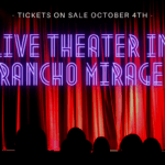 Live Theater In Rancho Mirage at The Rancho Mirage Amphitheater