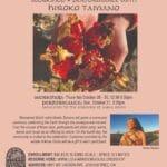 Pomegranate Harvest Celebration Workshop + Performance With Hiroko Tamano