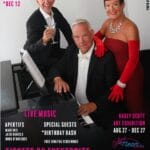 Martinis and Moxie - A Desert Society Social At The Palm Springs Cutural Center