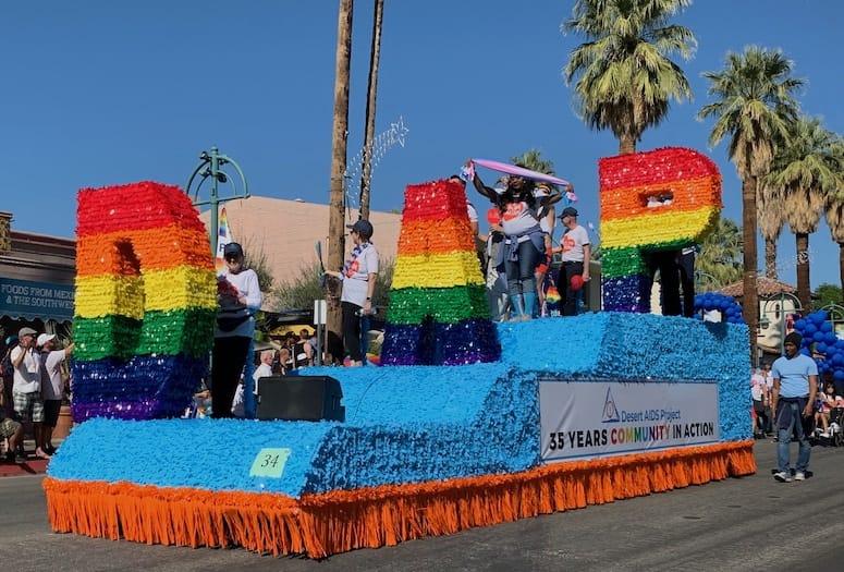 palm springs pride parade 2019
