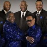 The Temptations & The Four Tops Take the Stage at Fanasy Spring in Indio