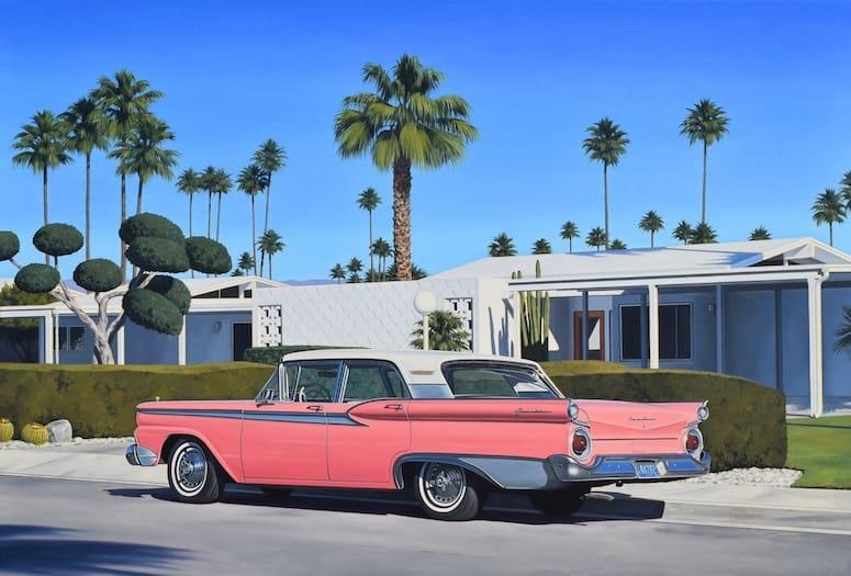 danny heller modernism show and sale