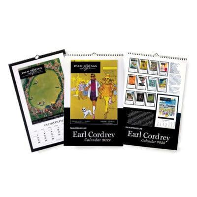 Earl Cordrey 2022 Calendar